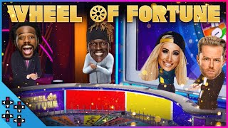 "R-TRUTH vs. DRAKE MAVERICK vs. CARMELLA - A ""Law-Abiding"" Wheel of Fortune Battle - Savepoint"