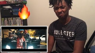 "STOP COMPARING HIM TO KODAK! GLOKKNINE ""TALM BOUT"" (OFFICIAL MUSIC VIDEO) REACTION!"