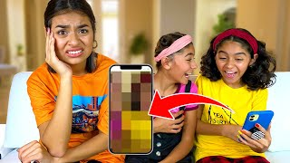 Sisters React to Hidden Camera Reel | GEM Sisters