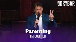 Parenting Is A Lot Harder Than Anyone Tells You. Jim Colliton