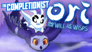 Ori and the Will of the Wisps is a NEAR-PERFECT Sequel | The Completionist