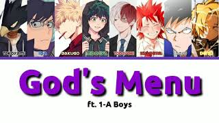 Stray Kids - God's Menu ft. 1-A Boys