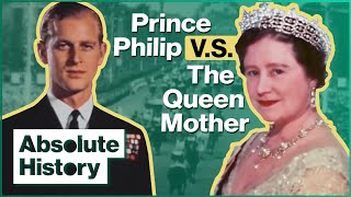 Why The Queen Mother Never Grew To Like Philip | Behind Palace Doors | Absolute History