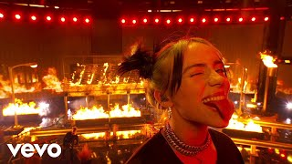 Billie Eilish - all the good girls go to hell (Live From The American Music Awards/2019)