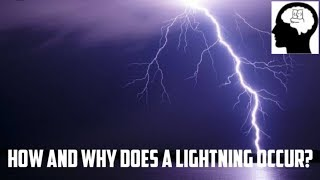 How and Why does a Lightning occur || Mind Jhappi ||
