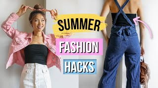 11 Nothing to Wear Outfit Ideas! Fashion Hacks!