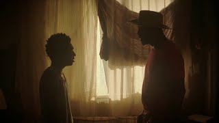 Concrete Cowboy (2021) || Caleb McLaughlin Scene Part 1