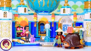 Raya and the Heart Palace - Lego Disney Princess Build & Review