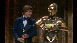 Special Sound Oscars for Close Encounters and Star Wars: 1978 Oscars