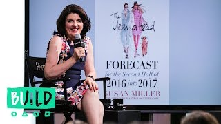 "Susan Miller On Her Astrology Forecast For ""The Year Ahead"" 