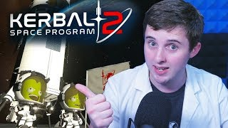 Matt Lowne Reacts to the Kerbal Space Program 2 Trailer