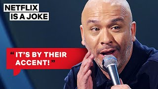 Jo Koy Reveals How To Tell Asians Apart | Netflix Is A Joke