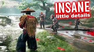 Ghost of Tsushima: 20 INSANE Details You Probably MISSED