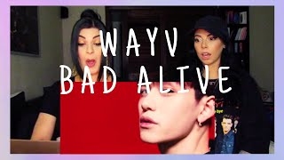 WAYV - BAD ALIVE (ENGLISH VER.) M/V | REACTION