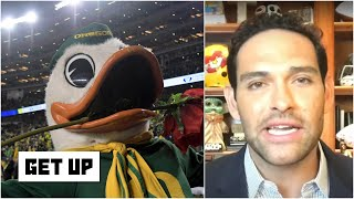 We have to expand the College Football Playoff this year! - Mark Sanchez | Get Up