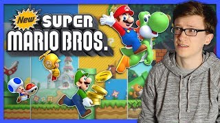 New Super Mario Bros. (Series) | What's New is Old - Scott The Woz