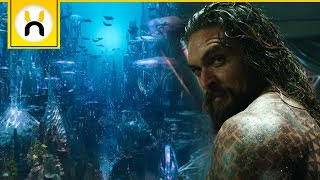 Aquaman Official Trailer #1 BREAKDOWN