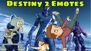 Best songs for Destiny 2 emotes