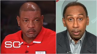 Stephen A. talks possible replacement for Doc Rivers as Clippers head coach | SportsCenter