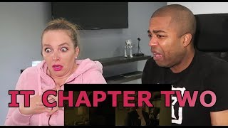IT CHAPTER TWO - Official Teaser Trailer (COUPLES THERAPY REACTION 🔥