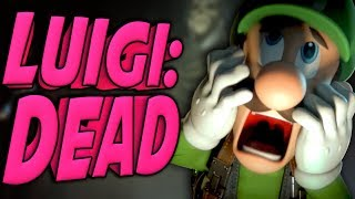 Luigi Has Been Killed Off & People are Smokin' Melons!