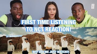 AMERICANS REACT TO NCT 127 HIGHWAY TO HEAVEN REACTION (FIRST TIME)