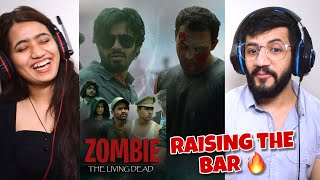 ZOMBIE | The Living Dead | Round2Hell | R2H Reaction | The Tenth Staar