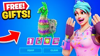 *NEW* BIRTHDAY UPDATE in Fortnite! (FREE REWARDS)