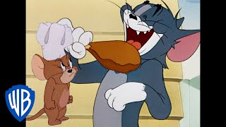 Tom & Jerry | The Most Delicious! | Classic Cartoon Compilation | WB Kids