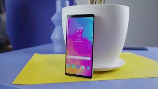 Впечатления Samsung Galaxy Note 9.  Недооценен. (MKBHDru)