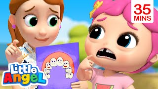 Wobbly Tooth Song + More Nursery Rhymes and Kids Songs | Little Angel