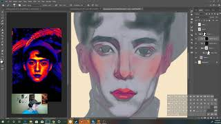 In-Depth Photoshop Painting Walkthrough (Part 3)