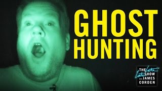 Ghost Hunting with James Corden & Reggie Watts