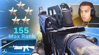 the MAX LEVEL REWARD in Modern Warfare...(NEW GUN!)
