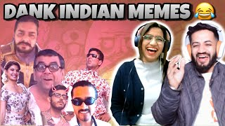 Dank Indian Memes #64 | Saloniyaapa Memes🤣🤣 | Indian Memes Compilation Reaction | The Tenth Staar