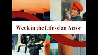 Week in the Life of an ACTOR (+living in LA)