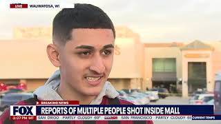 """GO TO HELL:"" Wauwatosa, WI Mall Shooting Survivor's Relative Has Message For Shooter"
