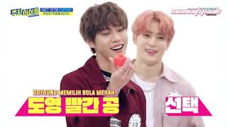 [INDO SUB] 190605 Weekly Idol Ep. 410 with NCT 127