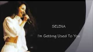 "Singing ""I'm Getting Used To You"" by Selena"