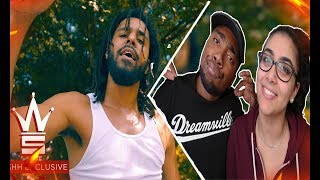 J. Cole Album Of The Year (Freestyle) (Official Music Video) | REACTION 🔥 | HE DISSED EVERYONE??
