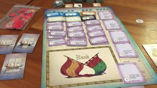Board Game Reviews Ep #31: PUERTO RICO