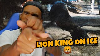THE REAL IS BACK! J. Cole - Lion King On Ice | REACTION