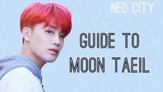 HOW TO STAN MOON TAEIL (a guide)