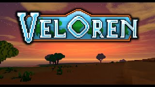 VELOREN PRE-ALPHA 0.6.0 | UNCUT GAMEPLAY ,,58 Leveling for 200.