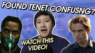 TENET full breakdown - plot & story EXPLAINED | Cloudy TV