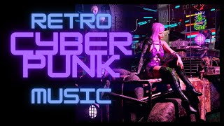 Cyberpunk, retro, synthwave music mix you haven't heard yet - vol4 [Copyright and Royalty free]