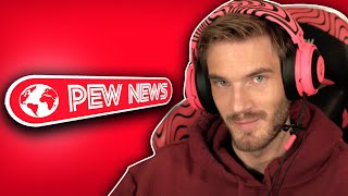 Why I stopped. 📰PEW NEWS 📰
