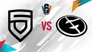 Rainbow Six - Six Invitational 2018 - PENTA Sports vs. Evil Geniuses - Grand Final
