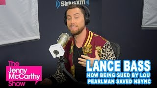 Lance Bass on NSYNC's legal battle with Lou Pearlman