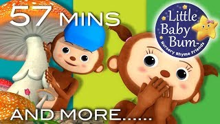 Learn with Little Baby Bum | Peekaboo Song | Nursery Rhymes for Babies | Songs for Kids